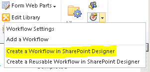 create-workflow-sharepoint-designer