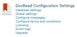 docread-configuration-settings