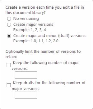 document-versions
